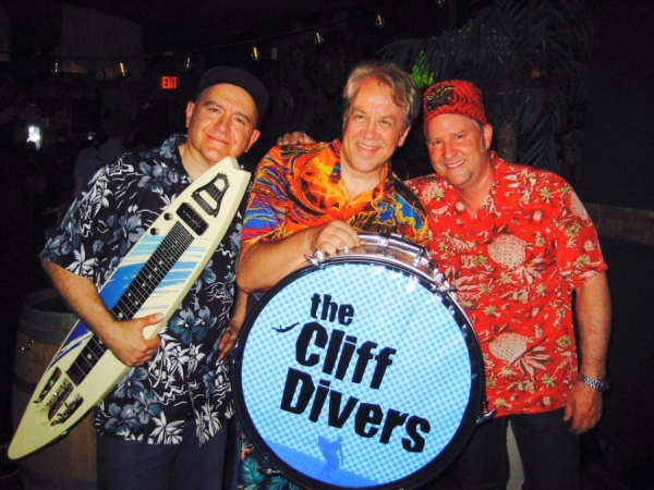 The Cliff Divers